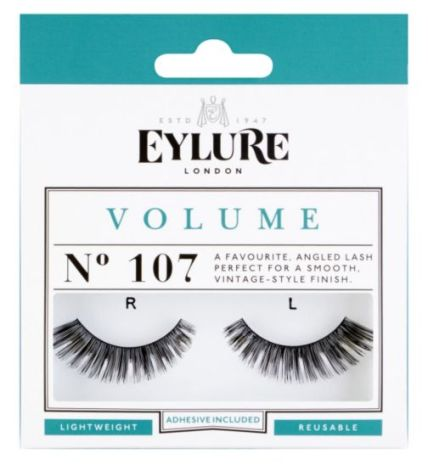 I rarely ever wear false lashes and these never do me wrong! It can be tricky applying but it all takes patience